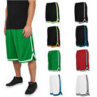 URBAN CLASSICS BASKETBALL STRIPES MESH SHORTSTRIKOT HOSE OLDSCHOOL NBA NFL MLB