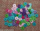 10 NOVELTY COLOURED PENCIL BUTTONS -CHOOSE FROM 4 COLOURS#CRAFT/SCRAPBOOKINGG