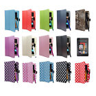 "New PU Leather Case Smart Cover for Amazon Kindle Fire HD 7"" with Sleep Wake"