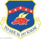 STICKER US Air Force - SSI - 188th Fighter Wing