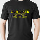GOLD DIGGER wife use slut hot vintage 69 money cash rich sex retro Funny T-Shirt