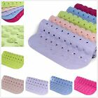 PVC Non- Slip Shower Bath Mat with Massage Function Anti Slip Bathroom Mat