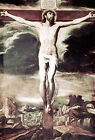 Crucified Christ by Gentileschi - Life of JESUS CHRIST in Art Canvas