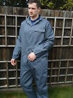 QUALITY BRITISH MADE BOILERSUIT / COVERALL  - Reg & Tall - BS16