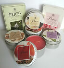 Prices Price's Of London Scented Tin Candle • Household Chef's + Christmas Range