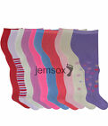 1 Pair Baby Supersoft Cotton Rich Tights Newborn - 24 Months - Various Colours