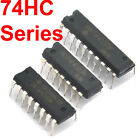 74HCxx Logic IC, 30 Types to Choose, High-speed Si-gate CMOS, DIP Package.