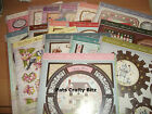 Hunkydory Special Occasions Foiled Topper Sheets & 2 A4 Blanks Various Designs