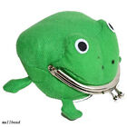 HOT! Uzumaki Naruto Frog Coin Purse Wallet Anime Manga Shape New Cosplay 1256d