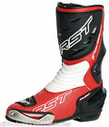 RST Tractech Evo 1513 CE Approved Red Motorbike Motorcycle  Road Race Boot