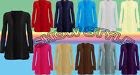 Womens Long Sleeves Drop Pocket Boyfriend Cardigan Ladies Open Casual Top 10-20