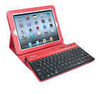 iHome Bluetooth Keyboard and Leather Case for iPad 2 and iPad 3 IH-IP2100