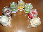 OLD WILLIAMSBURG JAR CANDLES - 2.5 OZ - 9 DIFFERENT SCENTS YOU CAN CHOOSE FROM