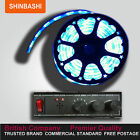 PREMIER DJ Party Sound control Blue LED Ribbon Strips Rope Lights WaterFall