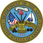 U.S. Department of Army Military Vinyl Decal Sticker Window Wall Car Cornhole