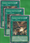 3 x YuGiOh Shadow of Infinity Common Card SOI-EN 1st Edition - Complete Your Set