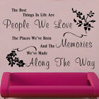 The Best Things In Life Decal Vinyl Wall Sticker Art Home Sayings Popular