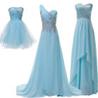 2013 Blue Collection Formal Evening Long Gown Party Prom Ball Bridesmaid Dresses