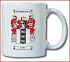 TAYLOR (SCOTTISH) COAT OF ARMS COFFEE MUG