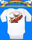 Canoe Canoeing! Custom Baby Infant Kids Onesie Creeper Bodysuit or T-shirt