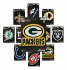 NFL Football Team Logo Decals - Pick your team!! - Die Cut Graphic Sticker 5.5x8 on eBay