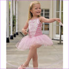NEW! TRAVIS PINK BALLERINA TUTU BALLET DANCE DRESS FANCY GIRLS 18 MTHS - 8 YEARS