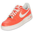 Nike Air Force 1 Low Basketball Shoes Orange Citrus 315115-801 Rare Size 8.5 US