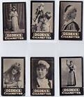 Ogdens Tabs Type Cards (c1900) - Item 14-A Actresses