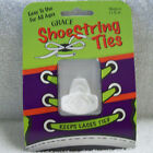 Grace ShoeString Ties - Helps Keep Shoes Tied - Developed for the Handicapped