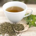 Mint tea peppermint herb loose leaf or tea bags  Mentha piperita refreshing