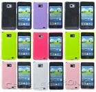 For Samsung Galaxy S2 i9100 i9101 Plus Jelly Rubber case cover