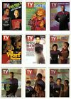 Quotable Star Trek DS9 TV GUIDE COVER 9 Card Singles