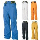 Winter Insulated Padded Mens Womens Snowboard Ski Pants Snow Sportswear AA