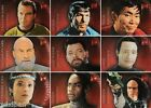30 Years of Star Trek Phase 2 DOPPELGANGERS Card Singles F1-F9