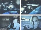 Star Trek 25th Anniversary Part 1 & 2 Hologram Card Singles