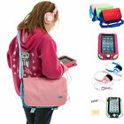 Messenger Bag, Leather Case Headphones + Screen Protectors for LeapPad Ultra XDi