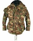 DPM SAS Smock Improved Windproof Sniper Military Army Camo Jacket