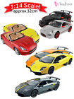 Rastar Radio Remote Control Super Car Children Adult Official Licensed Scale Toy