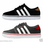 Adidas Seeley Mens Trainers Black/White & Grey/White Product ID Q33415, Q33416