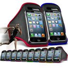 Sports Jogging Adjustable Armband Gym Running Case Cover For Most  Mobile Phones