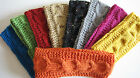 Cable Knitted Headband, Ear Warmer, Fashion Accessory Turban Style-9 colors