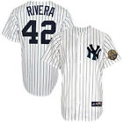MARIANO RIVERA New York Yankees Retirement Patch Jersey YOUTH BOYS