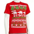 STAR WARS Darth Vader CHRISTMAS Ugly SWEATER T Shirt FUNNY GRAPHIC TEE Holiday