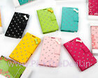 Diamond pearl color Fancy Diary Flip cover CASE F0R Apple iPhone 5 iPhone5 5s s