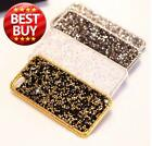 Luxury Handmade Bling Diamonds Crystals Case Cover For Apple iPhone5/5S 4/4S BSD