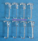 replacement parts for venetian blinds - 8 PCS  2 1/2 Inch Valance Clips For Horizontal Faux & Wood  Blinds Parts 2.5