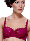 Lepel Fiore Non Padded Full Cup Bra in Ruby | 93229
