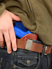 NEW Barsony Burgundy Leather IWB Gun Holster for Smith & Wesson Mini 22 25 380Holsters - 177885
