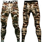 Mens Compression long Pants Base Under Layer sports Running Military leggings