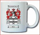 BLOOM (JEWISH) COAT OF ARMS COFFEE MUG